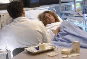 kdo chodí s kým v obecné nemocnici datování na fyn